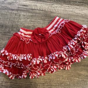 Mustard Pie Tutu Skirt 12 mo Fits Up To 3T+